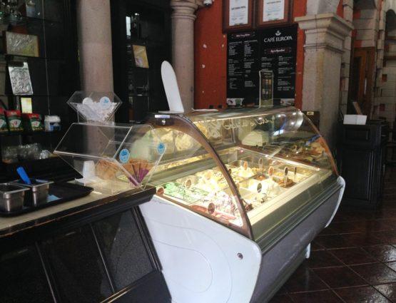 Gelato y Cafe Centro de Morelia