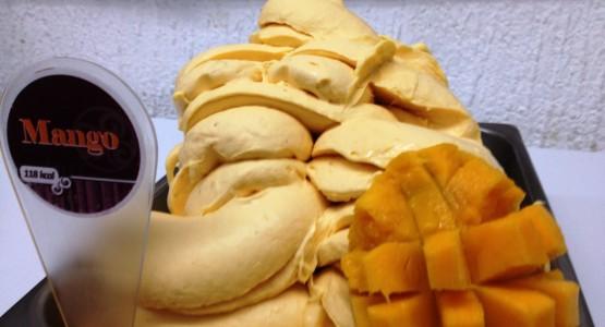 Mango - Helado de Frutas